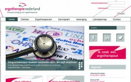 Ergotherapie Nederland Utrecht crm cms WordPress