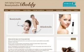 Studio boldy nieuwe website en responsive CMS Engelen