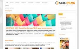 sciopeng nieuwe website utrecht cms wordpress